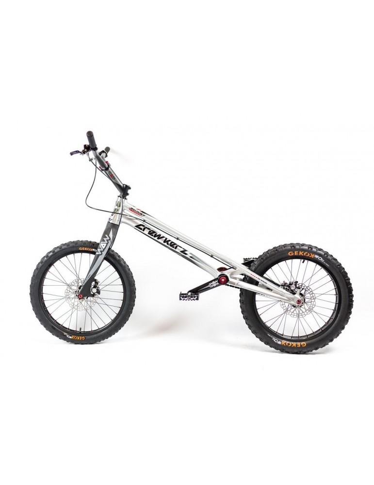 "Trials bike 20"" CREWKERZ Jealousy ULTIMATE"