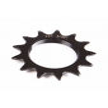 Single speed sprocket CREWKERZ   steel   screw-on   theeths on side