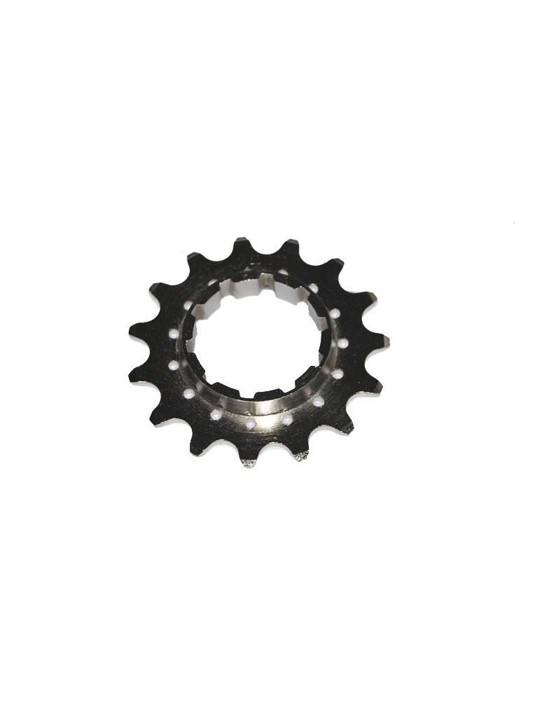 Steel spline ZHI cog