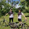 Cyklistický dres s krátkým rukávem CREWKERZ BEE | Dětský