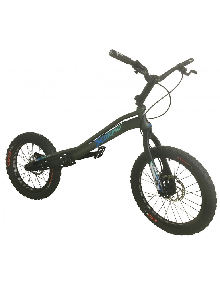 "Trials bike 20"" SCORPIO KNIGHT 