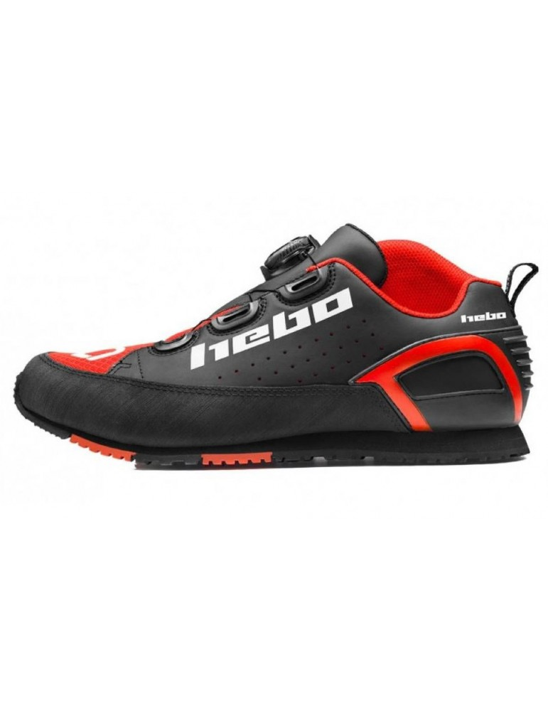 Bike trial shoes HEBO TRIAL BUNNYHOP | Adult | Black