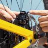 DIsc brake MAGURA MT5 | aluminium lever blade | 2-finger
