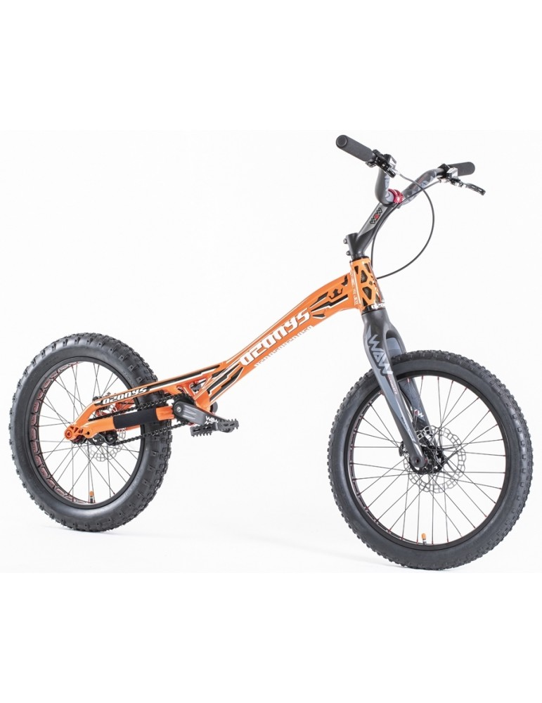 Trials bike OZONYS CURVE 2020 PRO | TECH 3+TECH 3 | ORANGE