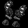Objímka řidítek brzdy Magura Shiftmix 4 pro Shimano I-Spec EV   černá   levá + pravá