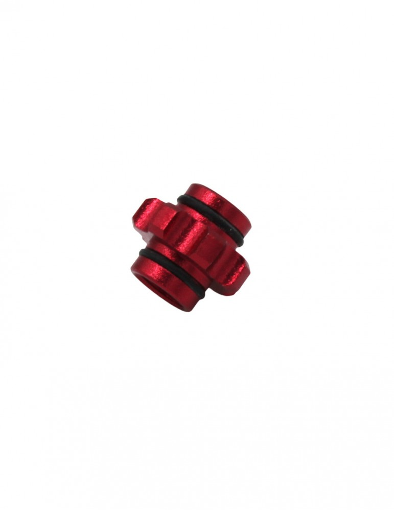 TPA wheel CLEAN TRAILS | with sealing | red