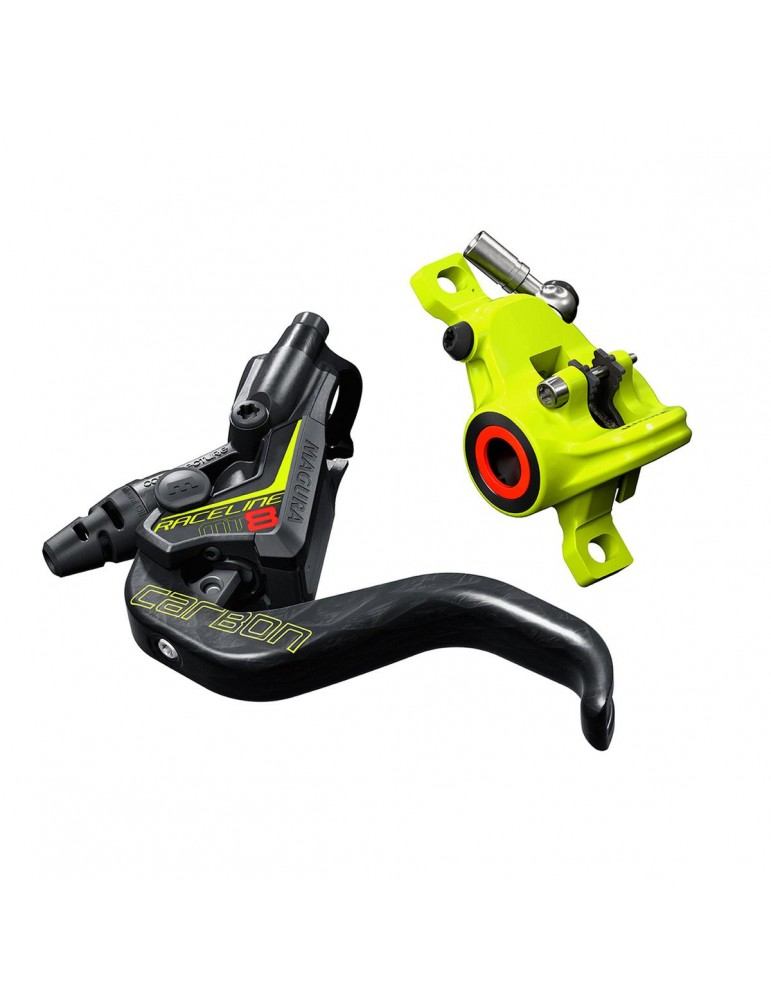 Disc brake Magura MT8 RACELINE Limited Edition | HC carbon lever | 1-finger