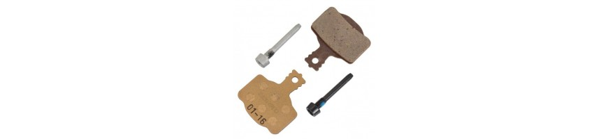 Brake pads for Magura, HOPE, Avid disc brakes.