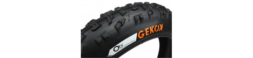 "19"" rear tyres for trials and biketrials. OBR GEKOK, CLEAN, MAXXIS."