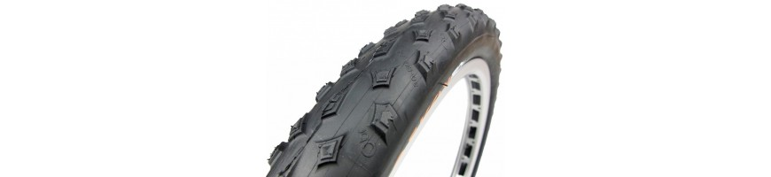 "20"" tyres for trials bikes, for jumping. Light front CLEAN, GEKOK."