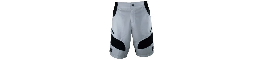 Bike shorts for trials and biketrials. Light and resistant.
